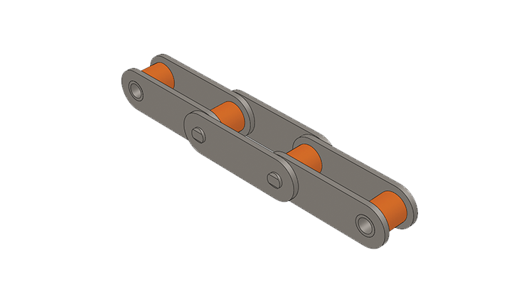 ANSI Double Pitch Chains