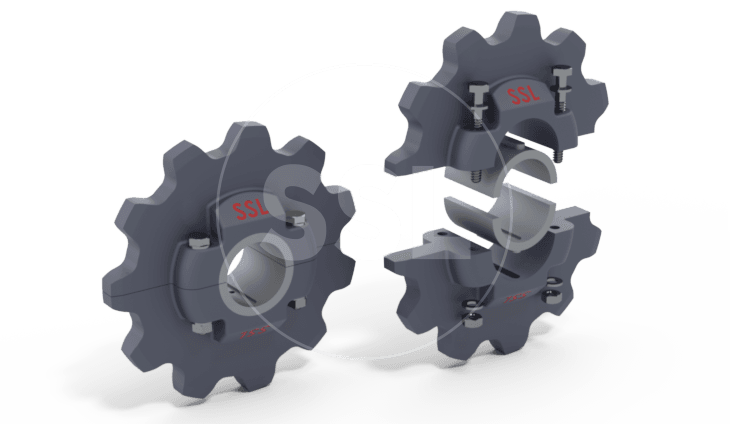 2.609″ Pitch Polymer Sprockets | Supply Servives