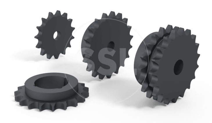Roller Chain Sprockets | Supply Servives