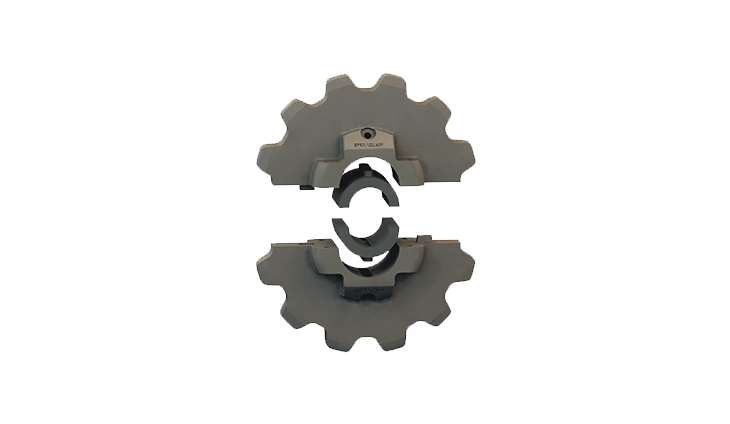 2.609″ Pitch Polymer Sprockets