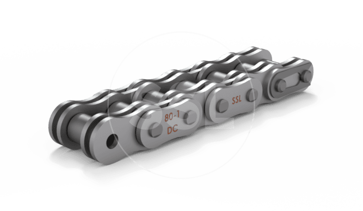 ANSI Double Capacity Chains