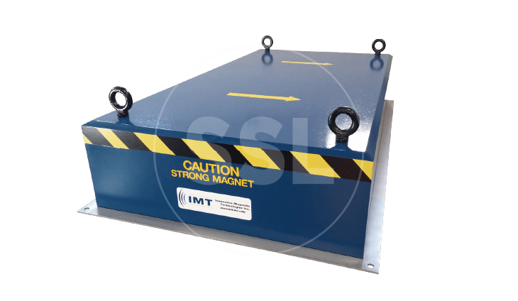 Suspended Plate Magnets | Supply Services