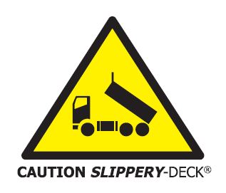 Slippery Deck logo
