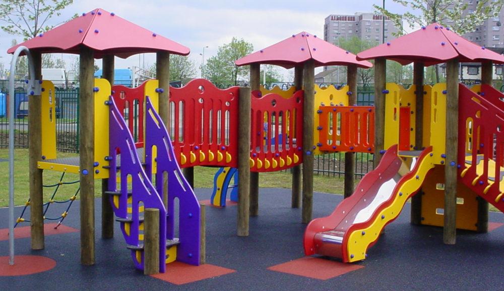 HDPE Playground board