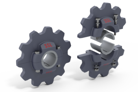 2.609 Pitch Polymer Sprockets